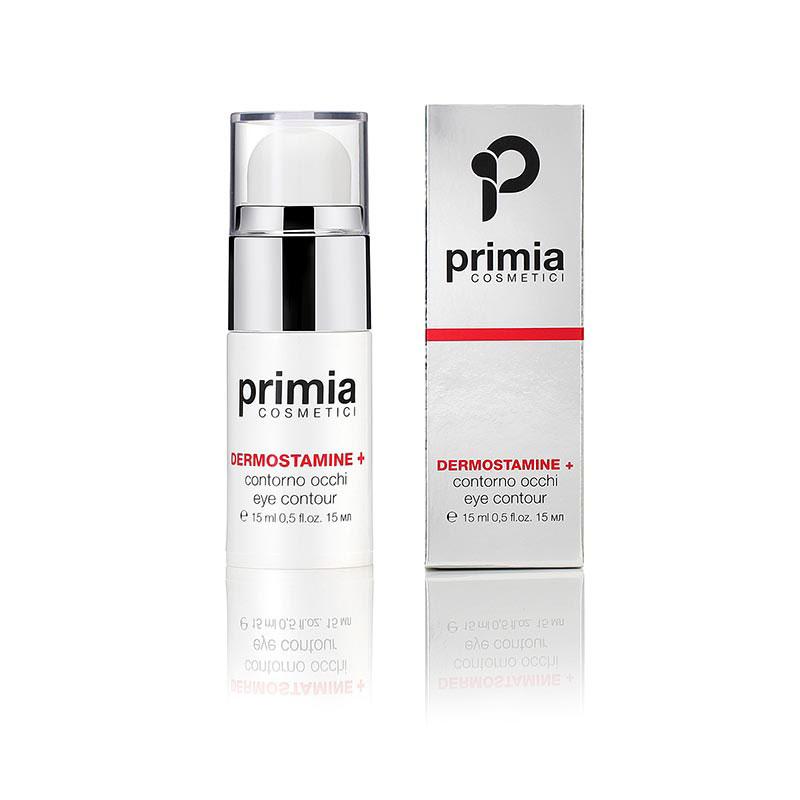 Dermostamin + antirid serum za negu regije oka