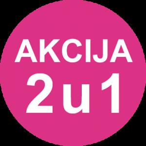 AKCIJA 2 u 1