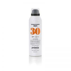 Dermostamine Sun Mleko za sunčanje u spreju - za lice i telo, SPF 30