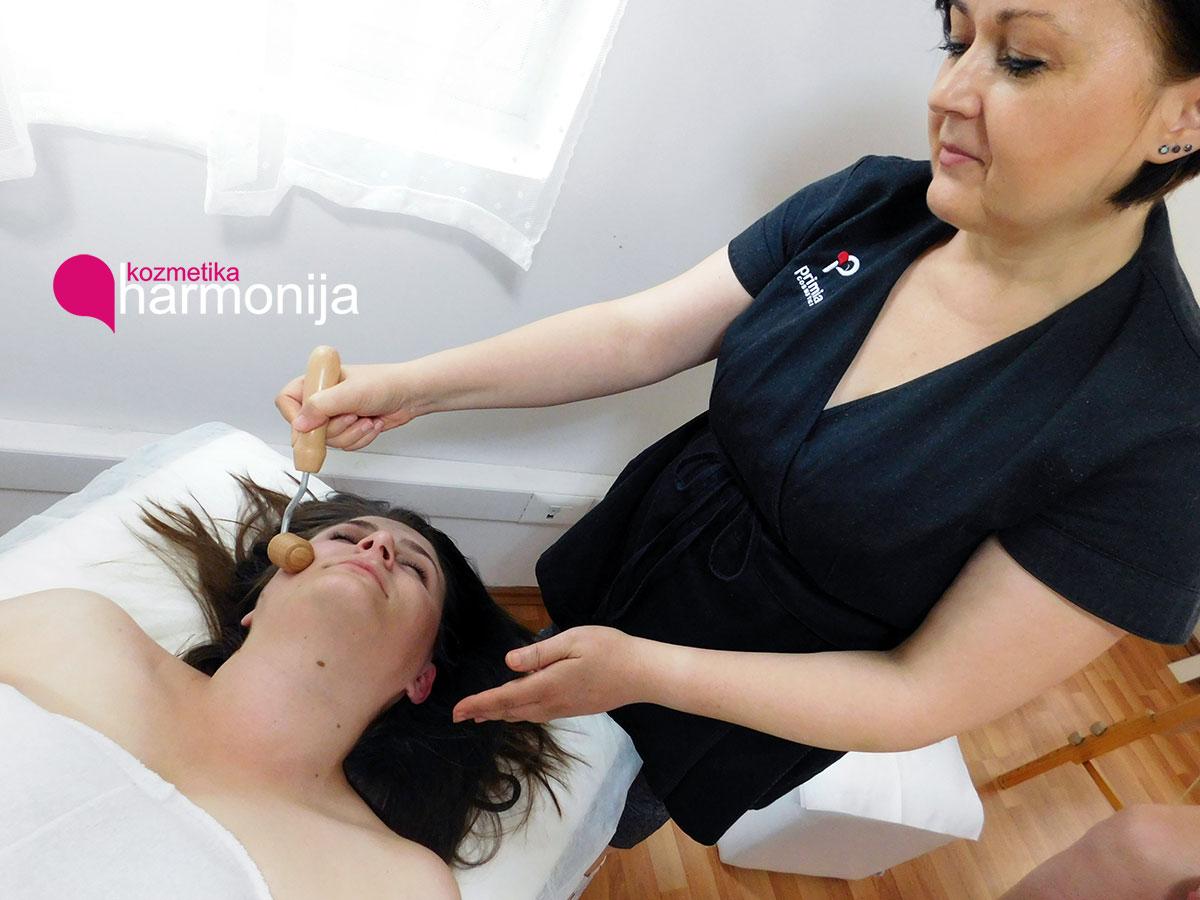 Obuka (kurs) za maderoterapiju (masažu oklagijama)