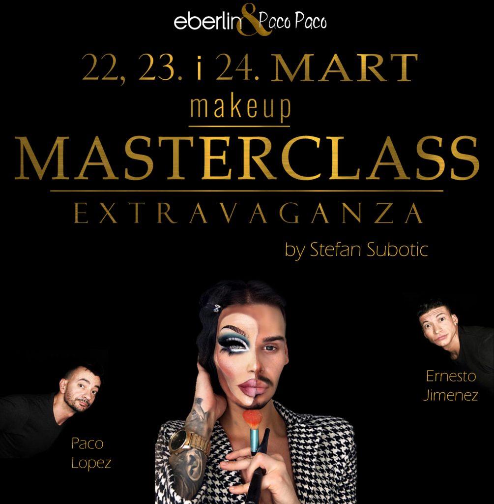 makeup Master Class Stefan Subotic