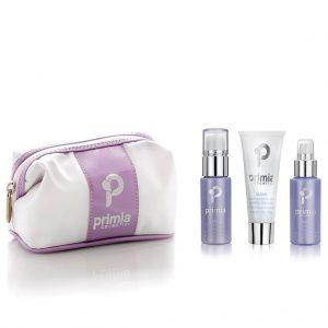 Primia Clean Pochette Mleko + Losion + Piling sa neseserom - 1